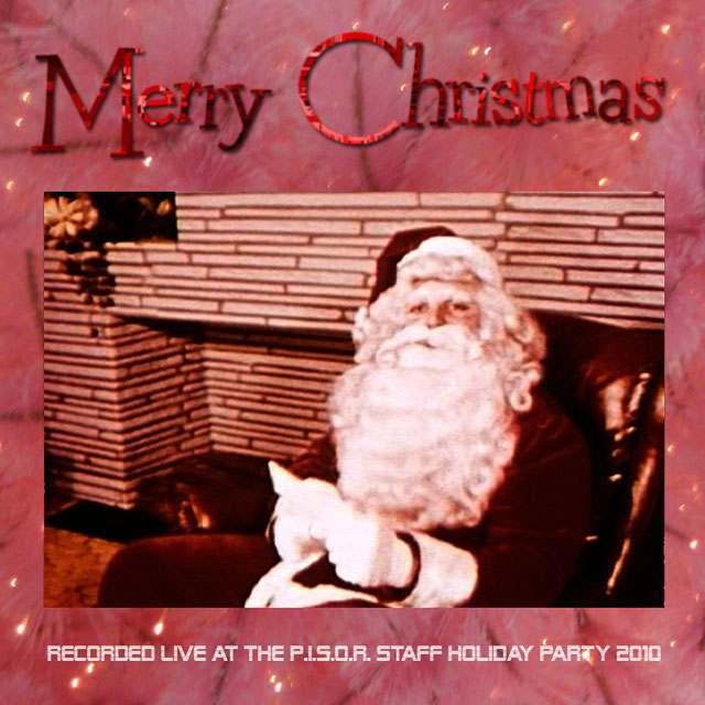 PISOR 2010 Holiday Mix Album cover