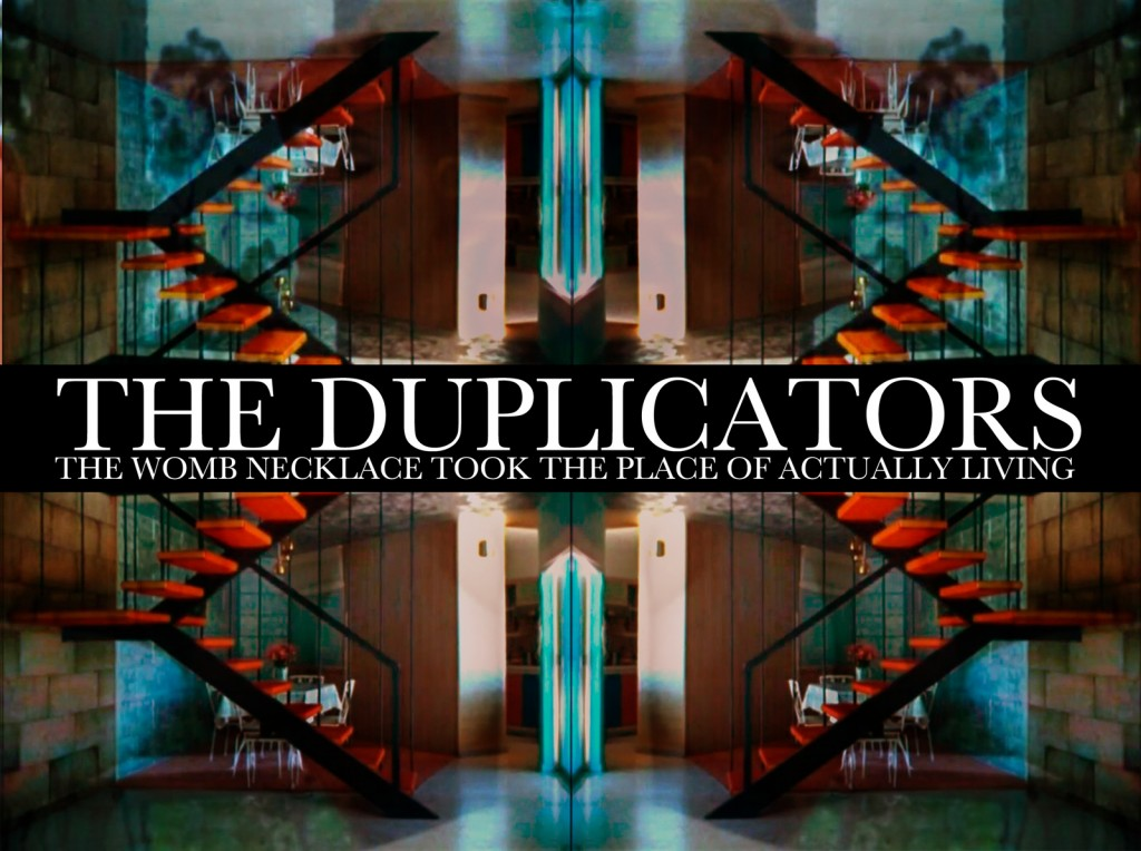 Maniac Box - The Duplicators
