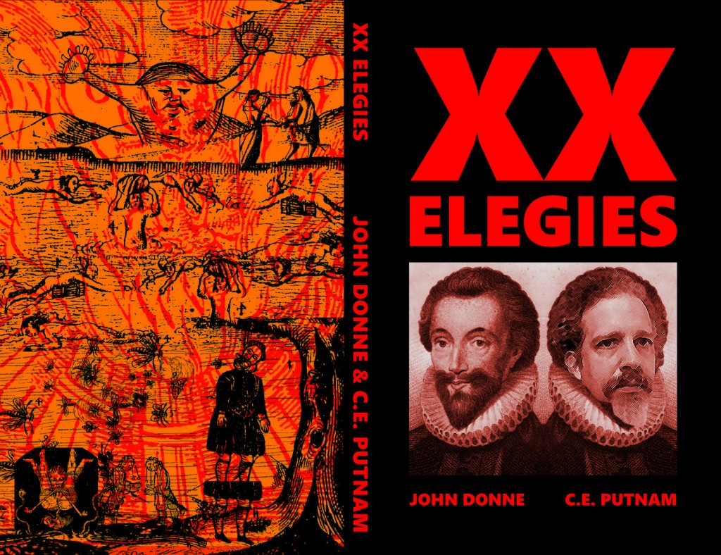 XX Elegies - Cover Spread