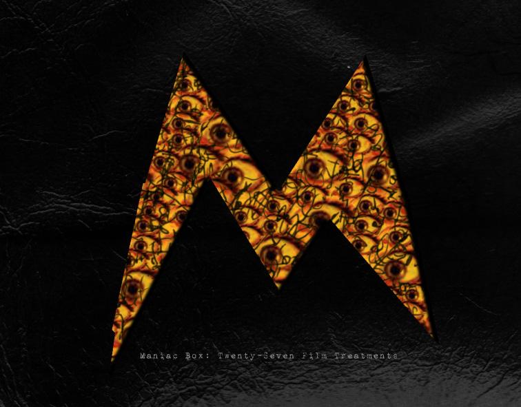 Maniac Box - Cover