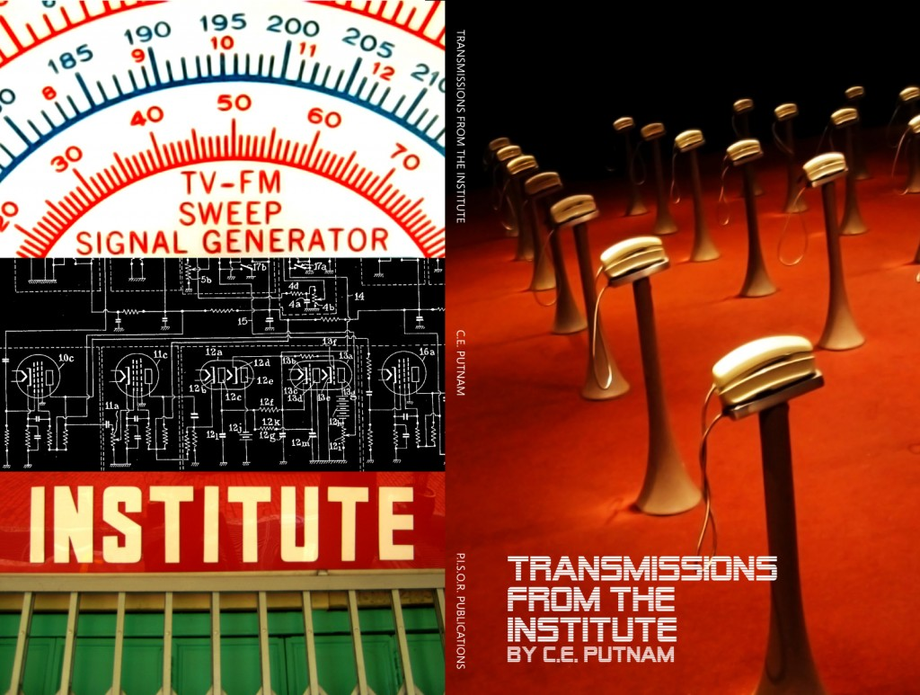 Transmissions From the Institute - Cover Spread