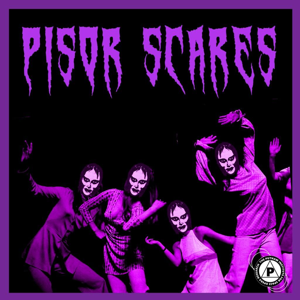 P.I.S.O.R. SCARES 2013- ALBUM TWO